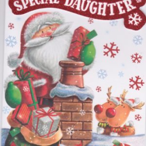 Daughter Christmas Cards
